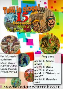 Festa ACR 15 Dicembre